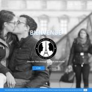 Humans of Paris - accueil